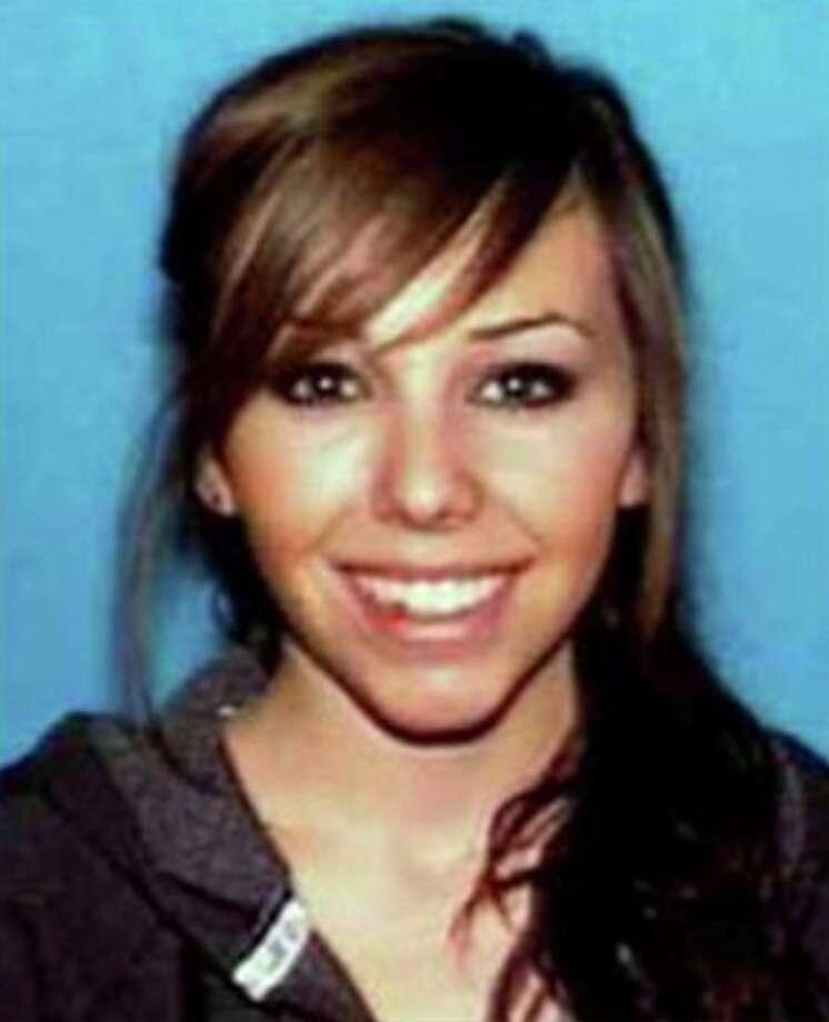 Lauren Jessie Moss, 22, of Marina, Calif. Photo: DMV