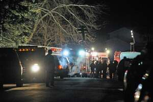 Colonie police officer, wife and son presumed dead in house fire - Photo