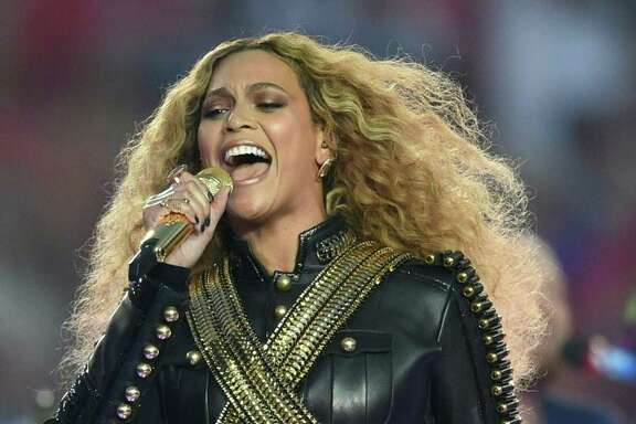 Beyoncé, who performed at halftime of the Super Bowl, mentioned Red Lobster.