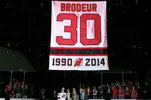 Devils win on Brodeur's night - Photo