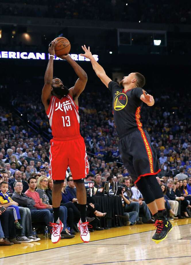 Rockets' James Harden better prepared for 3-point contest ...