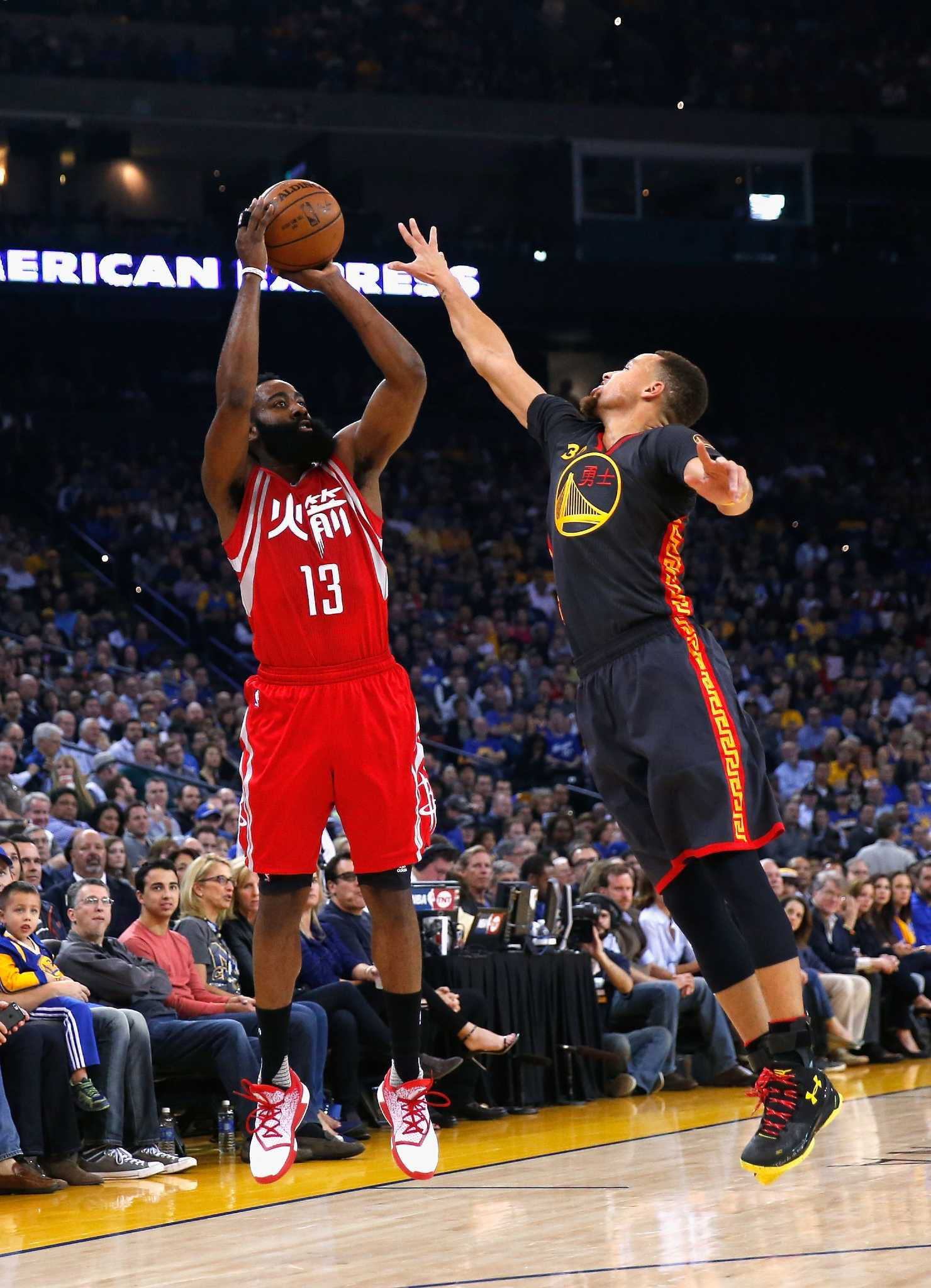 0853dd5cfbe Rockets  James Harden better prepared for 3-point contest ...