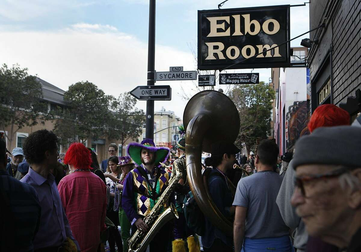 Elbo Room: Opened in 1991, its demise has been rumored for years with a new landlord eager to build condos in its place, but now the bar and music venue at Valencia and 17th St. has a lease at least until the end of 2017.