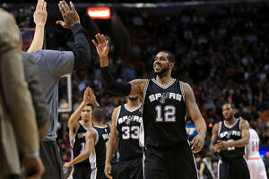 Postgame Extra: Is Aldridge's process complete? - Photo