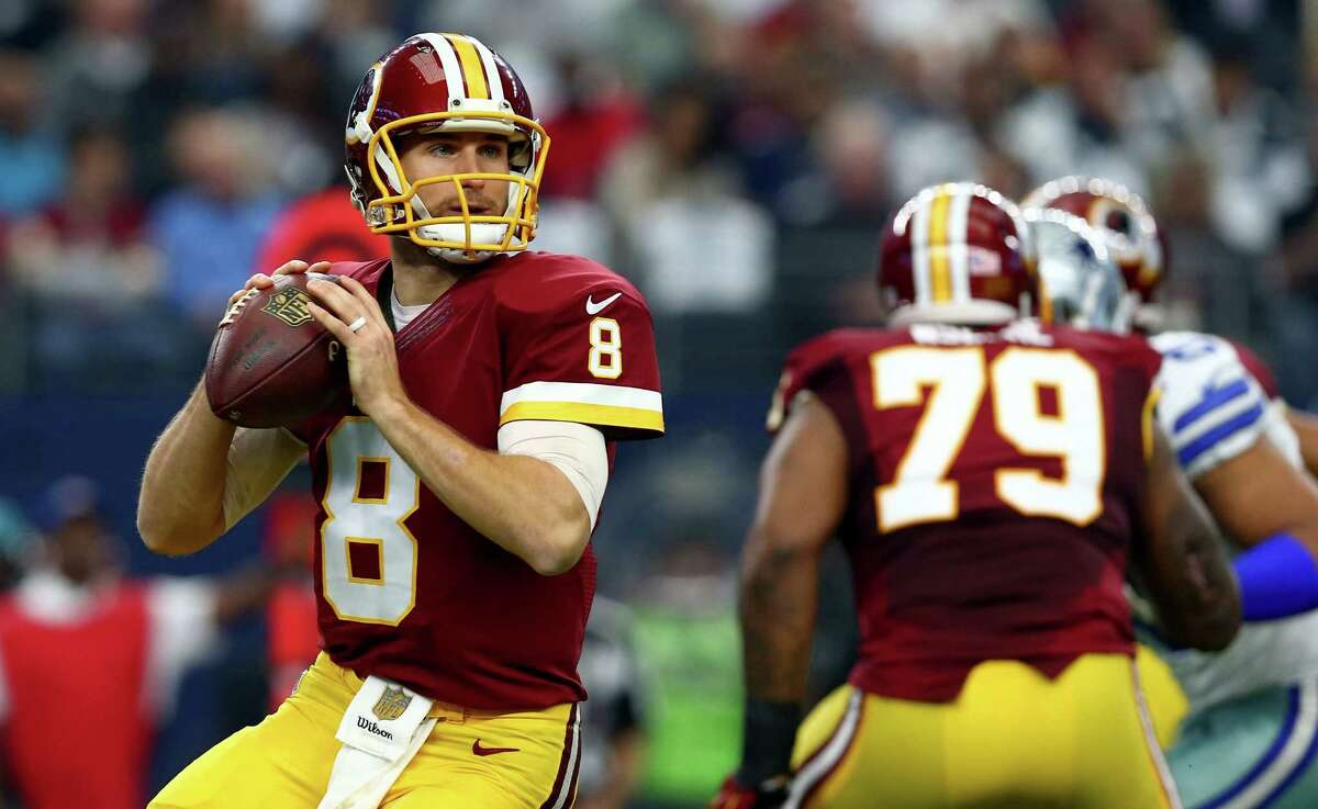 QB Kirk Cousins2015 team:Washington Redskins Age: 272015 Stats: 379-of-543 passing, 4,166 yards, 29 touchdowns, 11 interceptionsNotes: In his first season as Washington's full-time starter, all Cousins did was set a franchise record for passing yards and lead the league in completion percentage. You like that? Washington certainly did, which is why it hopes to re-sign him to a long-term deal.