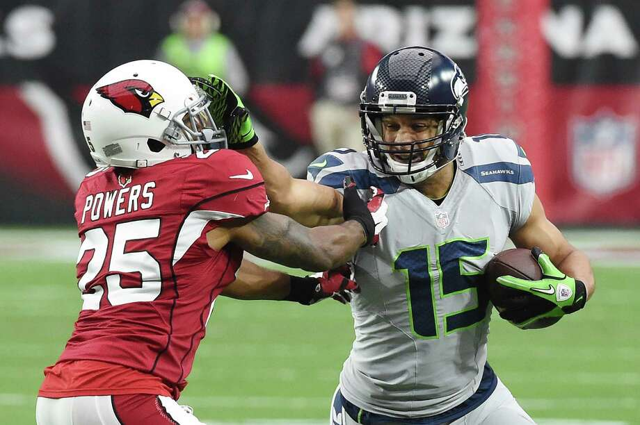 Seahawks WR Jermaine Kearse told ESPN's Adam Schefter he didn't plan on returning to Seattle next season. Photo: Norm Hall, Getty Images / 2016 Getty Images