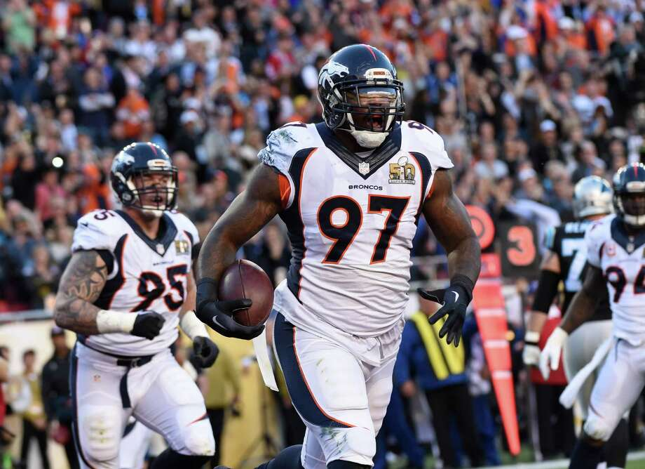 Former Broncos defensive lineman Malik Jackson broke the bank with his reported free agent deal with the Jacksonville Jaguars. Photo: Joe Amon, Getty Images / 2016 The Denver Post, MediaNews Group
