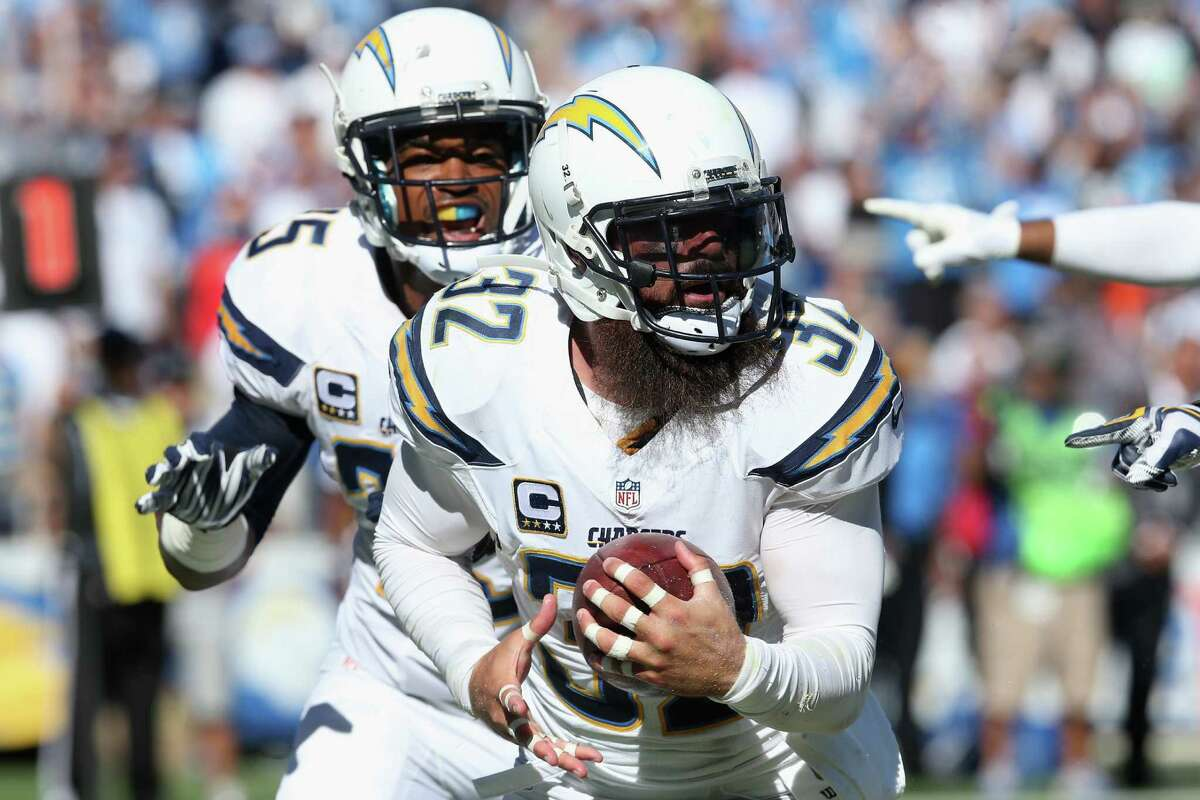 FS Eric Weddle2015 team:San Diego Chargers Age: 312015 Stats: 78 total tackles, 0.5 sacks, six passes defendedNotes: The Steelers and Raiders seem to be the most interested in Weddle. The Bolts cut ties with their best defensive player of an era when they announced before the season that they would not offer Weddle an extension beyond 2015. The two-time first-team All-Pro played hurt during the season, which will likely lower his value on the open market, but he could end up being a productive player for a couple more years.