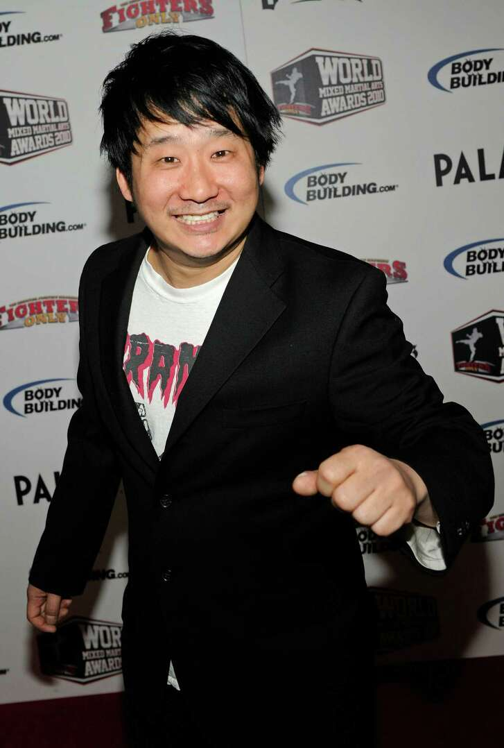 LAS VEGAS, NV - DECEMBER 01:  Actor Bobby Lee arrives at the third annual Fighters Only World Mixed Martial Arts Awards 2010 at the Palms Casino Resort December 1, 2010 in Las Vegas, Nevada.  (Photo by Ethan Miller/Getty Images)