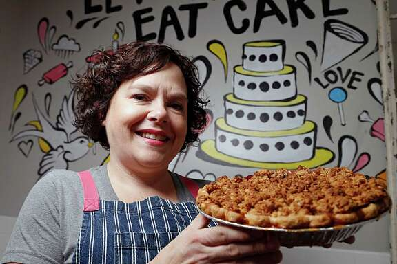 Fluff Bake Bar owner pastry chef Rebecca Masson