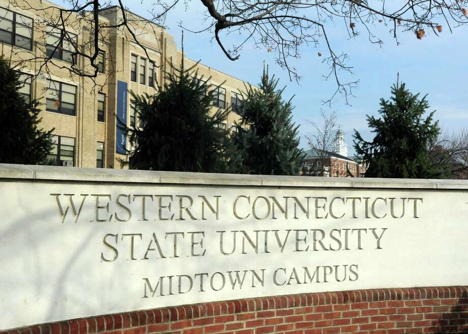 Western Connecticut State University midtown campus at 181 White Street in Danbury, Conn. Photo: Cathy Zuraw / File Photo / The News-Times