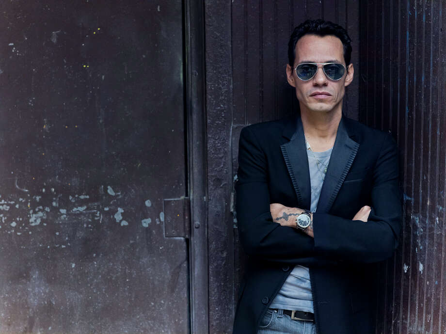 Marc Anthony makes his debut in Bridgeport on Valentine's Day, Feb. 14. Photo: Contributed Photo