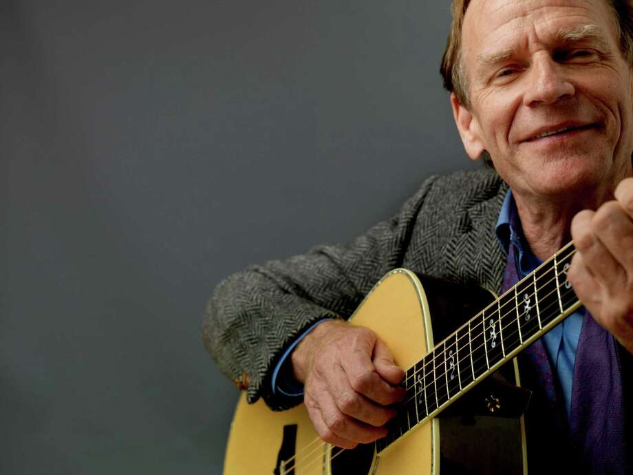 Livingston Taylor returns to StageOne in Fairfield on Saturday, Feb. 13. Photo: Geoffrey Stein / Contributed Photo / Copyright 2009 Dan Klempa Photography