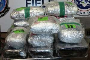 S.A. woman tried to cross 45 pounds of cocaine across border - Photo