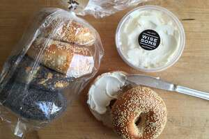 Reactions to Wise Sons bagels, now available via Caviar - Photo