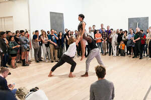 UAlbany dance performance to explore notions of intimacy - Photo