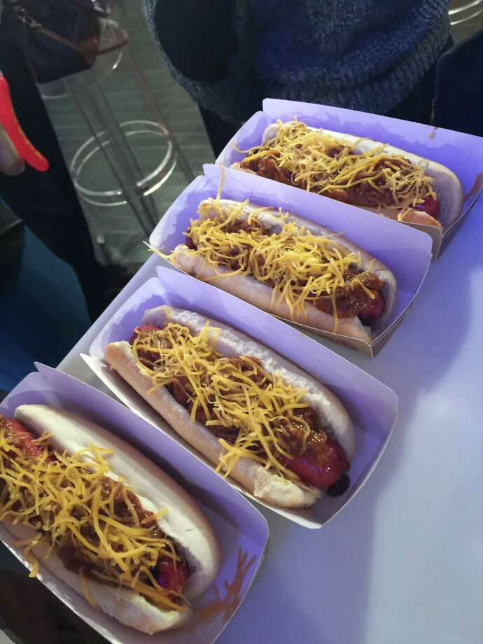 Burger King plans to start selling the hot dogs in the U.S. with one of the options being a chili cheese dog. Photo: Candice Choi /Associated Press / AP