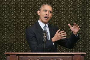 Obama issues appeal for political unity - Photo