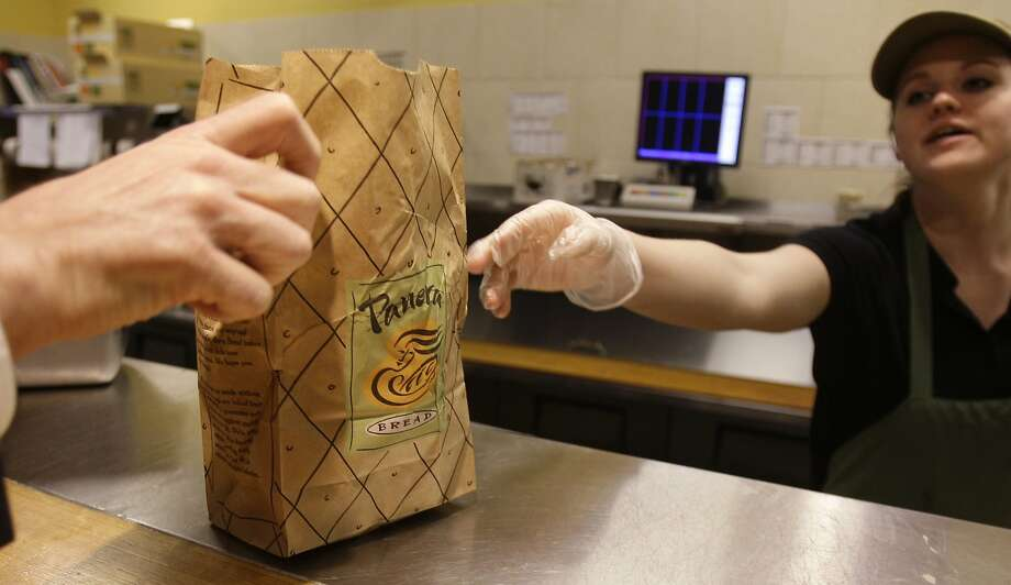 Panera is counting on technology to help get special orders right, using color codes to underscore the importance of added or omitted ingredients. Photo: Charles Krupa, Associated Press