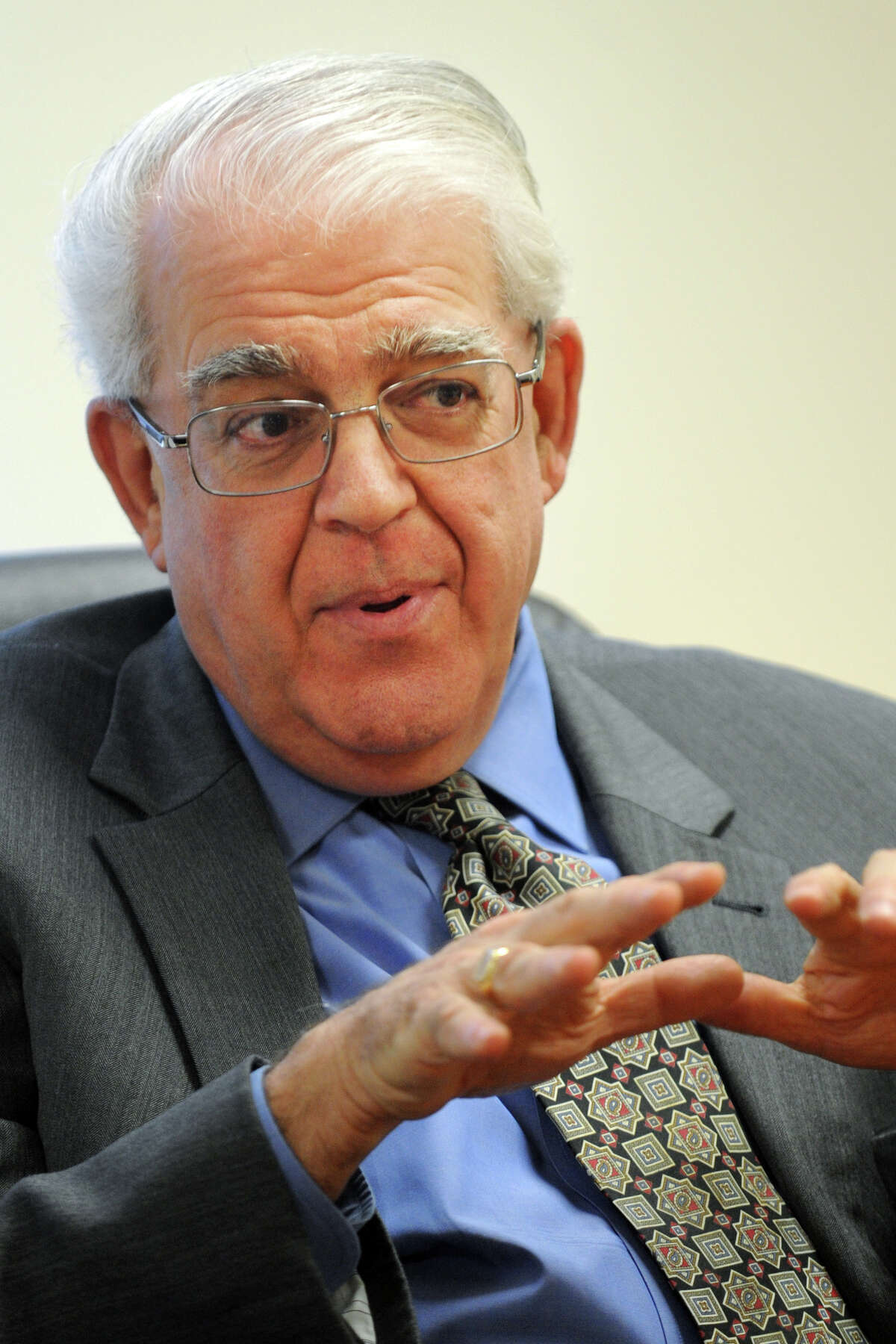 Paul Timpanelli, President & CEO Bridgeport Regional Business Council