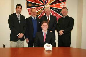Darien resident and Prep star to play lax in college - Photo