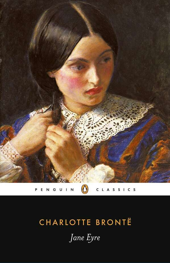 """Jane Eyre"" Charlotte Brontë (Penguin Classics, 624 pages): Photo: Penguin Classics"