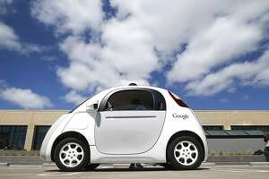Government will consider Google computer to be car's driver - Photo