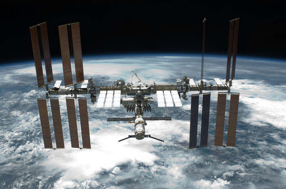 Webster-based NanoRacks wants to build a larger multipurpose air lock for the International Space Station. Photo: NASA