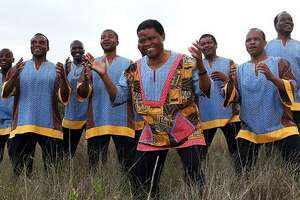 Ladysmith Black Mambazo at Troy Music Hall - Photo