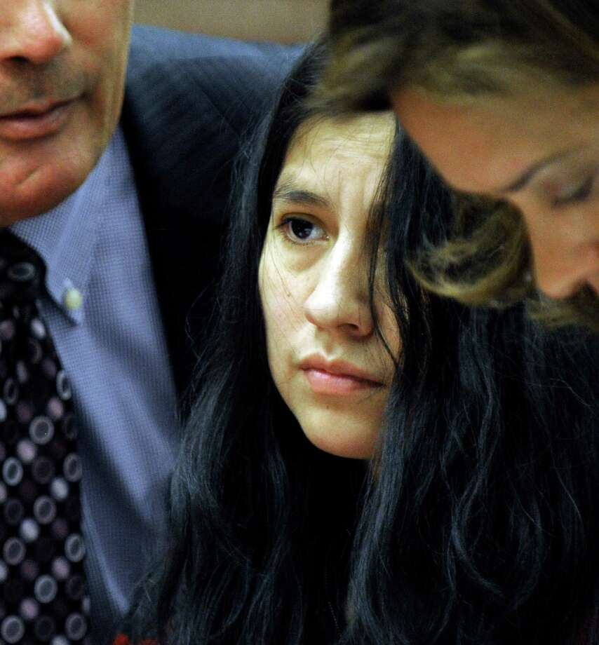 Pre-trial proceedings began Wednesday in the child abuse case involving Lidia Quilligana, 32, a Danbury nanny charged with 23 counts of risk of injury to a minor and one count of first-degree assault. Photo: Carol Kaliff / File Photo / The News-Times