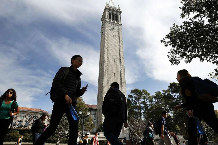 UC Berkeley officials announced Tuesday three confirmed norovirus cases have been reported on campus. Photo: Michael Short, Special To The Chronicle