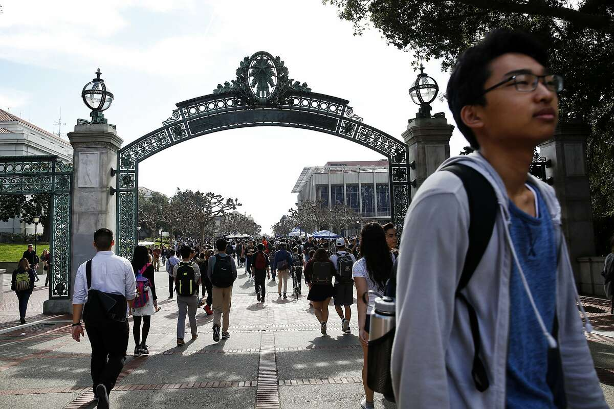 Berkeley was not the highest rated of the University of California campuses in the latest rankings. Click through the following slides to see the entire top 25.