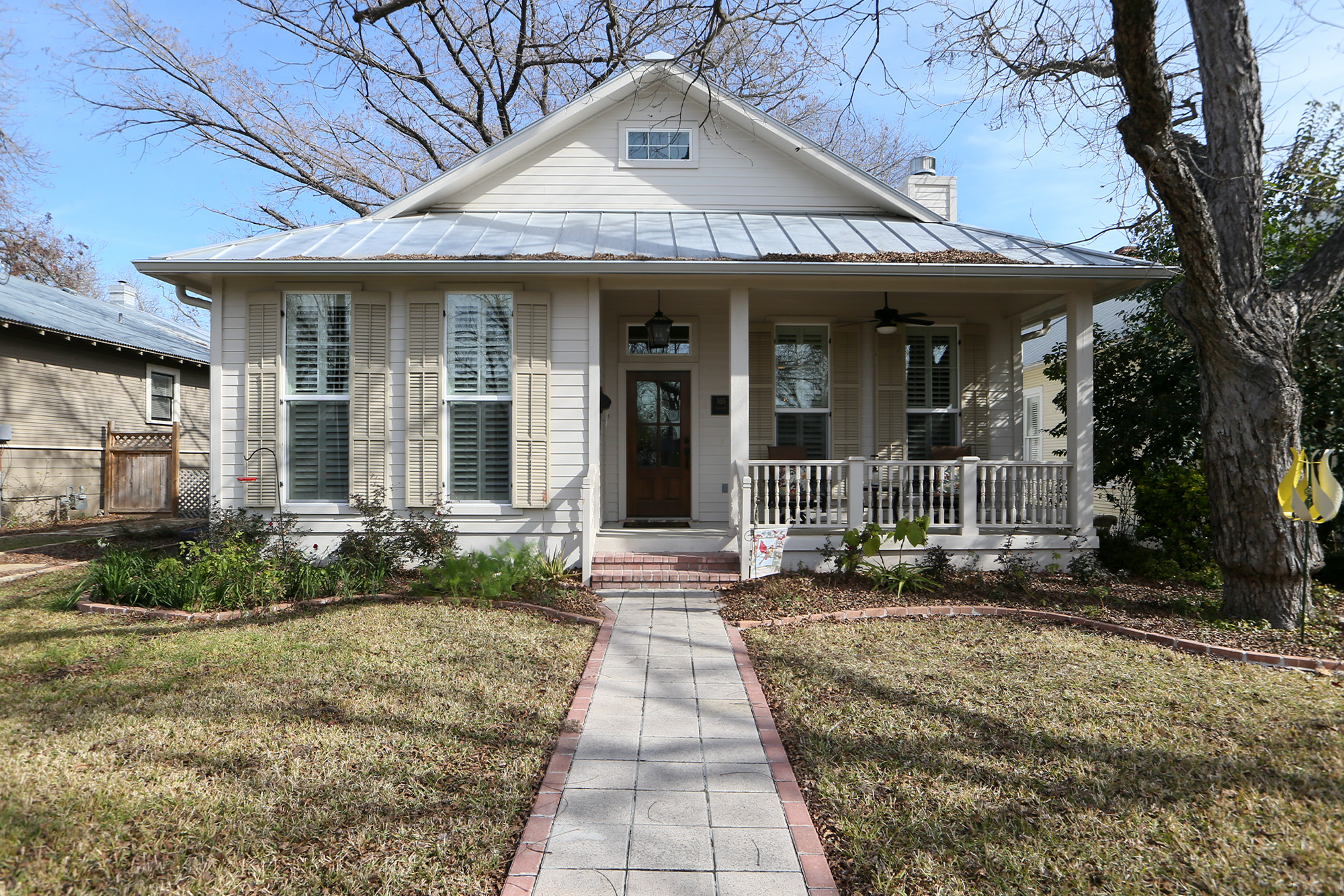 Old House Charm In A Brand New Package In New Braunfels