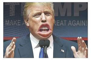 Editorial: Mr. Trump's vulgarity - Photo