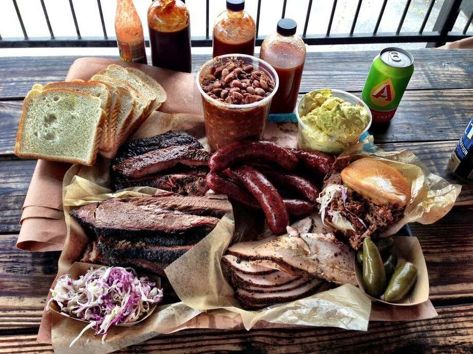 Click ahead to see what should be on your Texas bucket listEat at Franklin Barbecue900 E 11th Street, AustinSure the line is long but, man, is it worth it. Photo: Marc H./Yelp