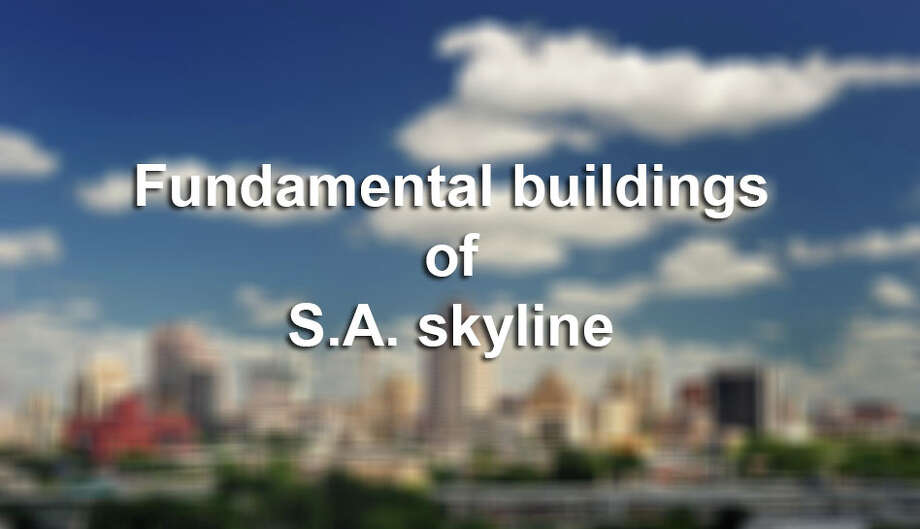 Click ahead to see if you can name the fundamental buildings of San Antonio's skyline.