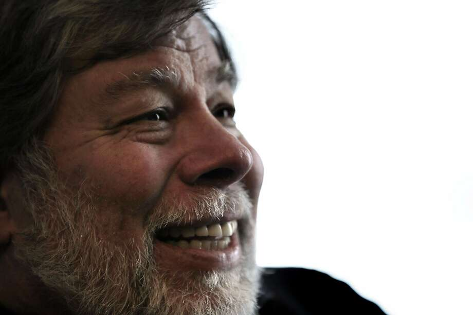Steve Wozniak talks about his newest project, Silicon Valley Comic Con, which will be happening in mid-March during an interview in San Francisco, Calif., on Wednesday, February 10, 2016.  This is going to be Silicon Valley's answer to the popular Comic Con International in San Diego, an intersection of pop culture, technology and entertainment. Photo: Carlos Avila Gonzalez, The Chronicle