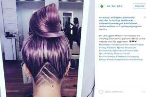 #Undercut Tattoos are the latest bizarre beauty trend - Photo
