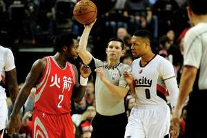 Rockets stumble into All-Star break with loss to Trail Blazers - Photo