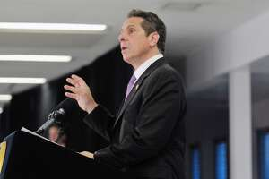 Cuomo links $200M for drug manufacturer to approval of state budget - Photo