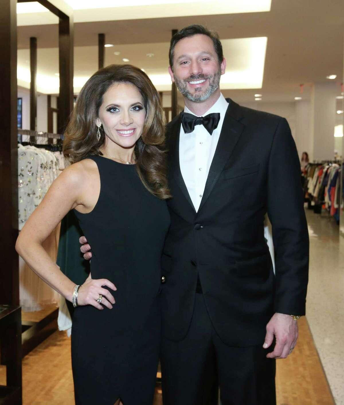 Joanna and Brad Marks