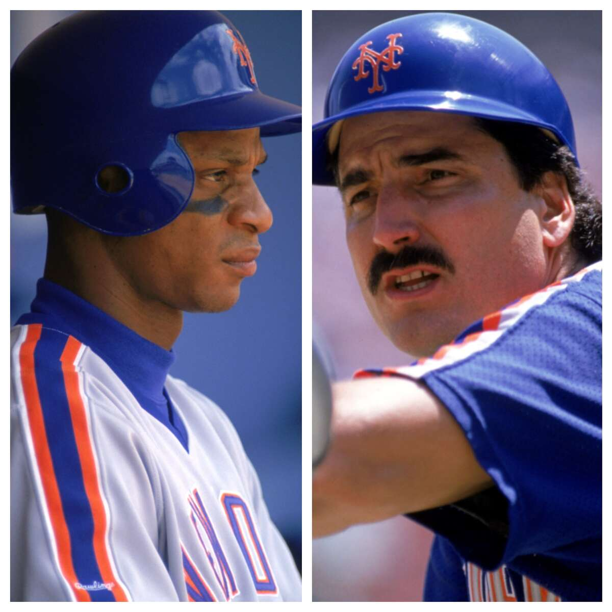"""Darryl Strawberry vs. Keith Hernandez In Spring Training of 1989, Darryl Strawberry was being advised by his agent to walk out of camp because of a contract dispute. When the Mets gathered for a team photo, Hernandez said something about it, and Strawberry took a swing at Hernandez. """"I have been tired of you for years,"""" Strawberry shouted at Hernandez, trying to break loose from Gary Carter`s grip. """"Don`t hold him back."""" Two hours later, Strawberry walked out of camp. After the skirmish - which can be seen here - Carter joked, """"Let's take another picture."""""""