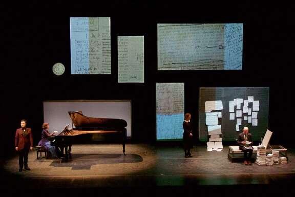 "DaCamera is premiering Sarah Rothenberg's ""A Proust Sonata."""