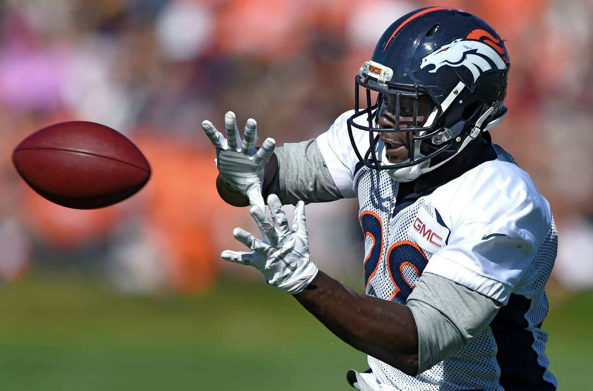 RB Montee Ball2015 team: New England Patriots Age: 252015 Stats: NANotes: Denver's former second-round pick was released from the Patriots' offseason roster after he was arrested on domestic violence charges in early February.