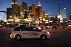 As industry shifts, Las Vegas cabs do some soul-searching - Photo