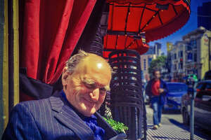 Memorial for North Beach fixture Roy Mottini set for Valentine's Day - Photo