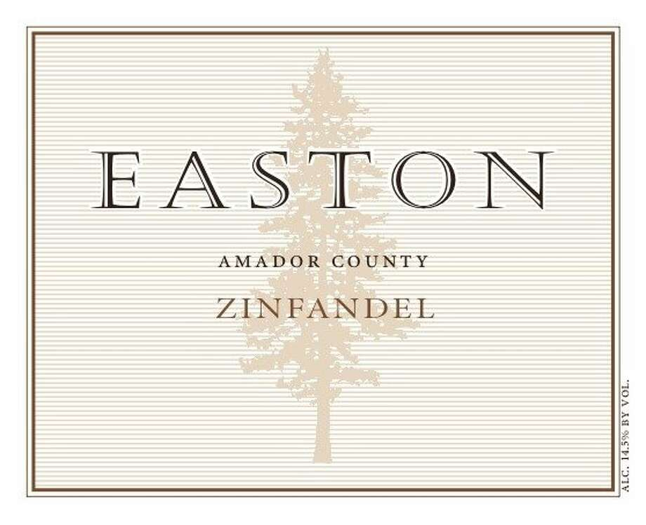 Easton Zinfandel Amador County 2013