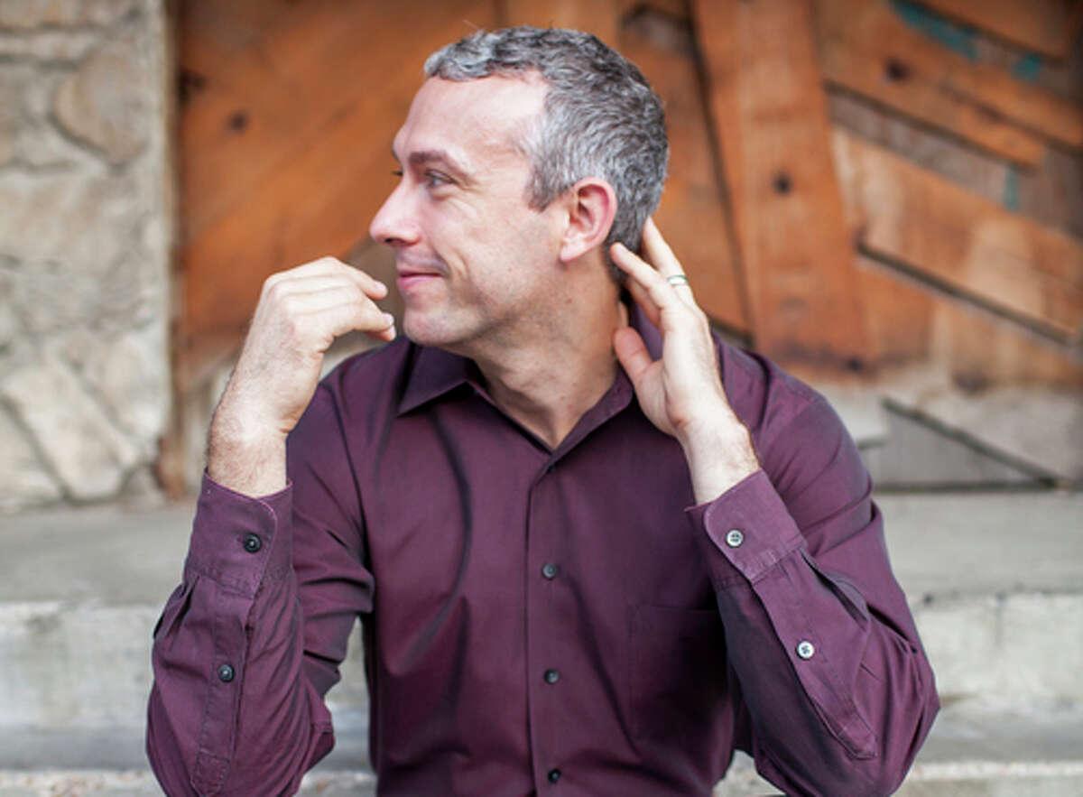 Houston composer Marcus Maroney