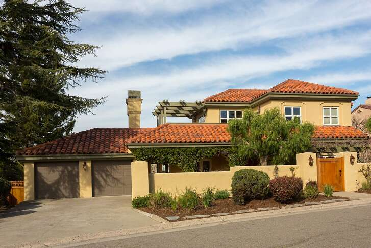 5922 Acacia Ave. in Oakland is a four-bedroom Mediterranean available for $1.95 million.