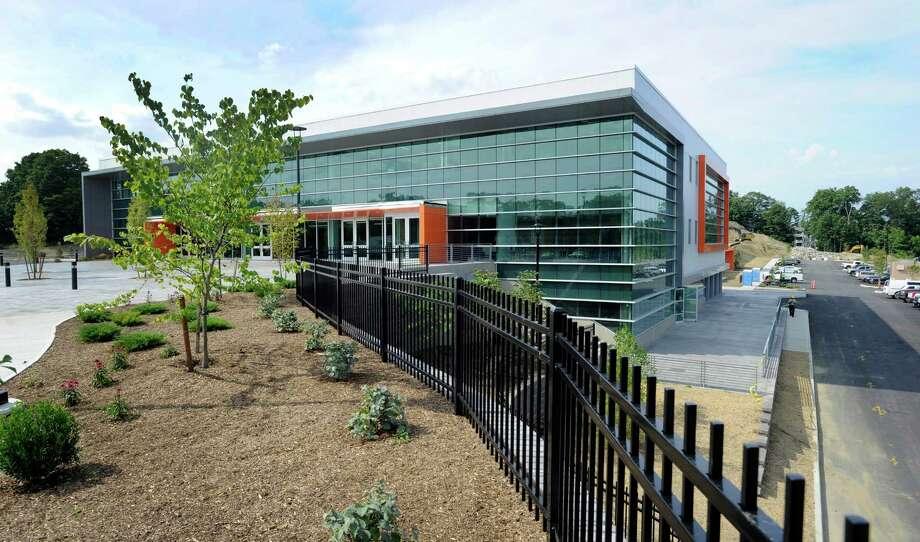 Belimo 's new facility on Turner Road in Danbury. Photo: Carol Kaliff / Carol Kaliff / The News-Times